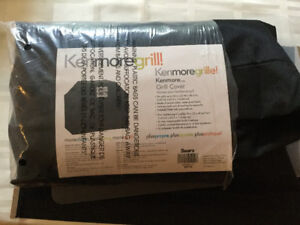 New Kenmore grill cover