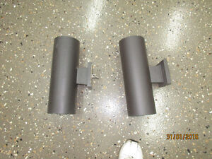2 new- 2 cylinder outdoor wall sconce lights.  $130 for both!!! Windsor Region Ontario image 4