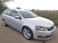 Volkswagen Passat 2.0TDI ( 170ps ) BlueMotion Tech DSG 2012