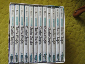 set of 12 DVDs