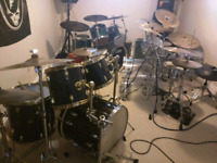 Drum Lessons - Drum Set/Hand Drums/Electronic