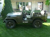 1953 Jeep M38 A1