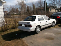 1991 Plymouth Sundance Berline