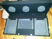 cdj road case for professional dj use