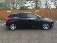 "FORD FOCUS 1.6 TURBO ECOBOOST [150 PS] 6 SPEED TITANIUM 5 DOOR 2011 ""11"" REG"