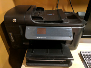 Officejet 6500A All-in-one printer