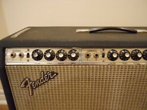 Vintage Fender Twin Reverb - '73 Silverface (moving in February) Kingston Kingston Area image 2