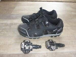 Women's LG Escape HRS-80 size 39 and Shimano pedals with cleats