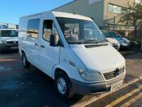 2005 Mercedes-Benz Sprinter 2.8t Van IDEAL FOR CAMPER DAY VAN MOTORHOME CONVERSI