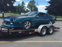 """1991 Camaro Rs roller with 9"""" moser rear end"""