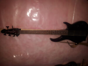 Peavy 5 string Millennium BXP for sale!!!-$250