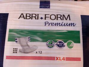 Adult DIAPER  Abena Abri-Form PREMIUM Incontinence Briefs XL air