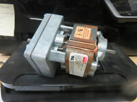 New AC Gearmotor, 1.1 rpm, Open, 115V, Now 10% off