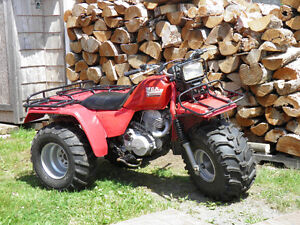 Honda Big Red 250 with reverse For Sale