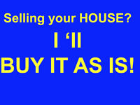 Do you have a HOUSE that needs RENOVATION? I'LL BUY IT!