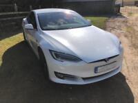 2017 Tesla Model S E 75D (245kw) Executive Edition CVT 4x4 4dr (Nav)