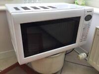 Panasonic 900W combi microwave
