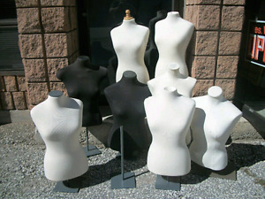 Wanted: Mannequins