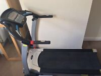 Treadmill Roger Black - paid £700 looking to sell for £200. Like new used less than 5 times