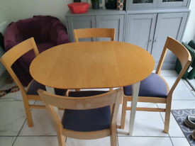 Second Hand Dining Tables & Chairs for Sale in Barnsley