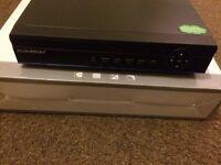 HD CCTV 4 port DVR recorder - brand new in box