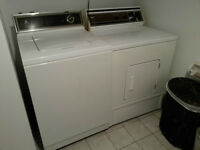 Maytag Washer/Dryer 50$/unit.- Laveuse/secheuse a vendre 50$/ch.