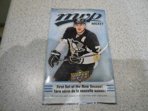 UpperDeck MVP 14/15 Hockey Great Rookies! $1.50 per pack