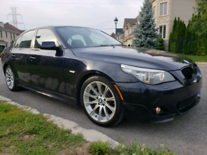 2008 BMW 550i M package 360hp