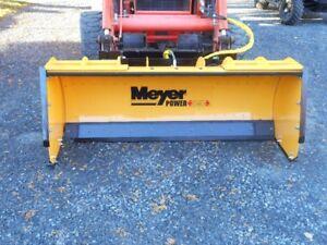 MEYER POWER BOX SNOW PLOW