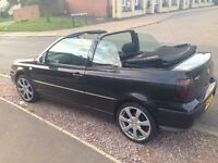 Vw golf 1.8 convertible