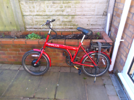 E-bike plus
