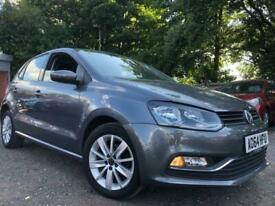 Volkswagen Polo 64 REG 1.0 BlueMotion Tech SE s/s 5 door FSH, 1 OWNER, WARRANTY