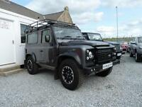 2016 (65) Land Rover 90 Defender Adventure Limited Edition 2.2TD ( 150 bhp )