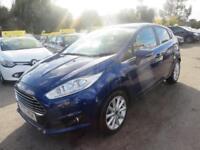 2015 Ford Fiesta 1.0 T EcoBoost Titanium 5dr (start/stop)