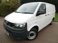 2012/62 Volkswagen Transporter T28 2.0TDi 102PS SWB WITH ELEC/PACK