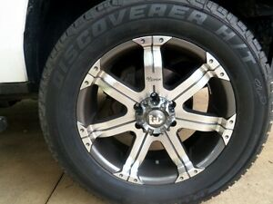 H3 Hummer, colorado, canyon, chev 6 bolt pattern, or Toyota 4X4