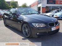 BMW 3 SERIES 320I M SPORT 2012 Petrol Manual in Black