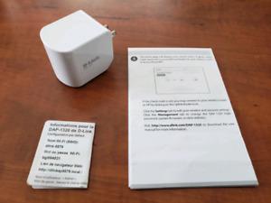 Borne prolongateur de portée Wi-Fi N300 DAP-1320