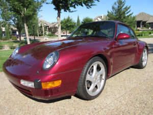 1996 Porsche 911 CARRERA 993 Coupe Like New! Air Cooled Classic!