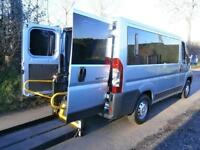 2012 Peugeot Boxer 2.2 HDi H1 110ps WHEELCHAIR ACCESSIBLE VEHICLE 4 door Whee...