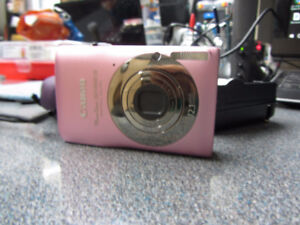 Canon PowerShot Digital ELPH SD1300 IS 12.1 MP Digital Camera