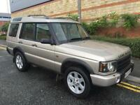 Land Rover Discovery 2.5Td5 ( 7 st ) auto 2000MY Td5 ES (7 seat)