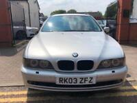 BMW 530 2.9TD auto 2003 SE Touring. Cheap reliable solid car.