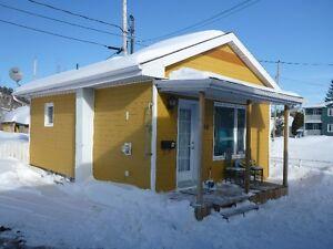 Petite maison rénové et confortable
