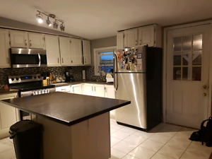 2 BR+ Den Character filled, newly renovated Flat!
