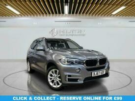 image for 2017 BMW X5 2.0 XDRIVE25D SE 5d 231 BHP Estate Diesel Automatic