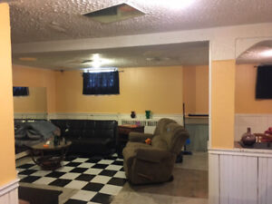 Bachelor Apartment Available October 1st