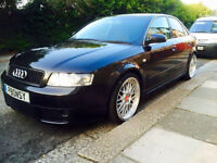Audi A4 3.0 V6 Quattro - Needs Engine Replacement