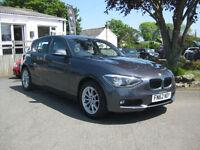 2012/12 BMW 1 Series 2.0 120d BluePerformance SE 5dr 1 OWNER~FULL BMW HISTORY.