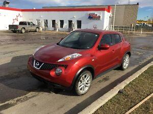 2014 Nissan Juke SV AWD Regina Regina Area image 5